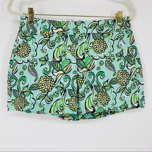 Crown & Ivy Caroline Classic Floral Print Shorts 4